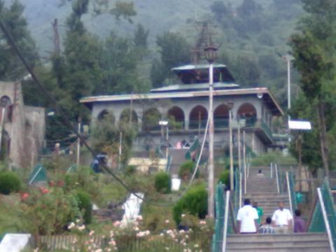 Shrines of Kashmir Valley