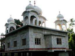 Gurudwaras in Jammu Kashmir Region