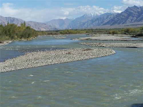 Beautiful Rivers of Jammu Kashmir