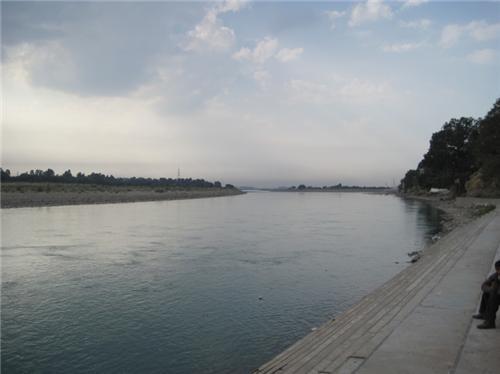 Picturesque Rivers of Jammu Kashmir