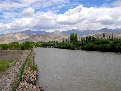 Rivers Flowing in Jammu Kashmir