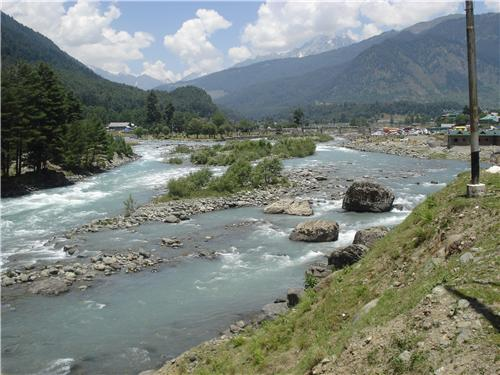 Rivers of Jammu and Kashmir