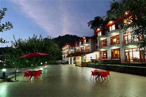 Hotel Samson at Patnitop in Jammu & Kashmir