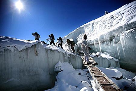 Siachen Glacier JK