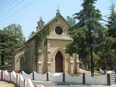 Churches in Jammu Kashmir