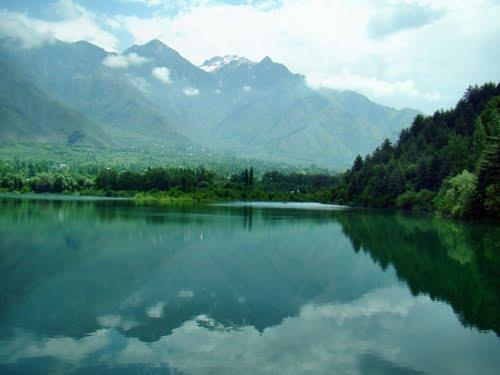 Jammu Kashmir Lakes