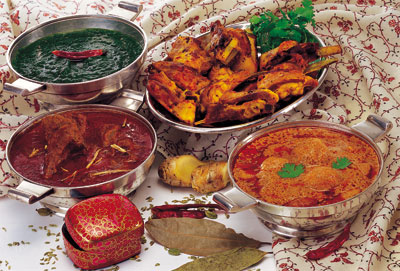 Cuisines of Jammu and Kashmir