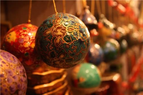 Handicrafts of Jammu and Kashmir