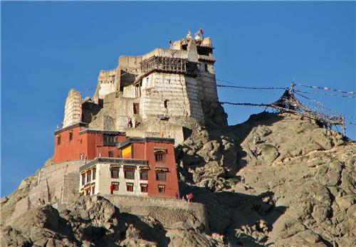 Ancient Forts in Leh Ladakh