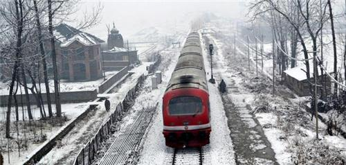 Train Services in Jammu Kashmir