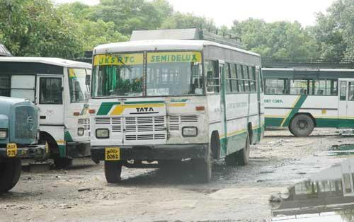 Road Transport in Jammu and Kashmir