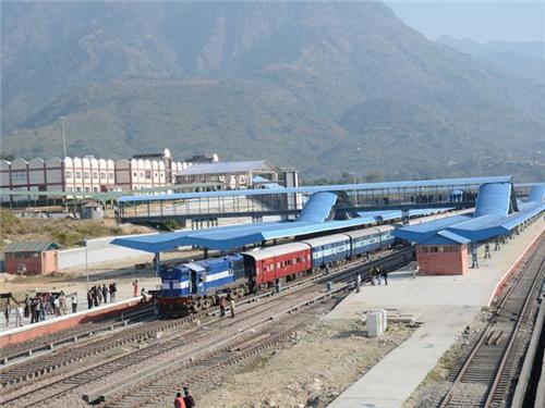 Rail Transport in Jammu and Kashmir