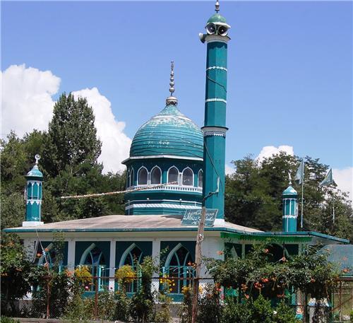 Shrine of Syed Ahmed Qureshi