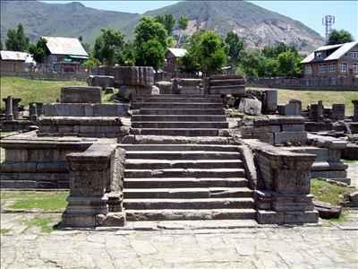 The Ruins at Awantipora