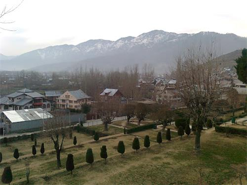 Nishat Park in Bandipore