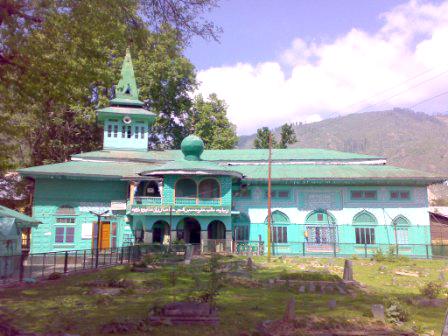 History of Baramulla