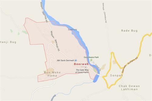 Geography of Beerwah