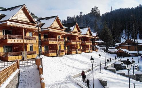 Luxury Hotels in Gulmarg
