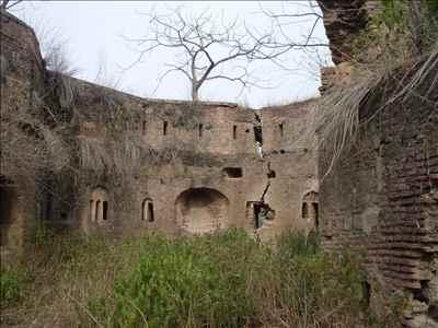 Jandi Fort in Hiranagar