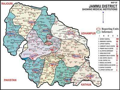 Jourian in Jammu Kashmir