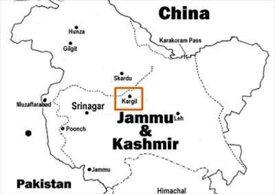 Administrative Setup of Kargil