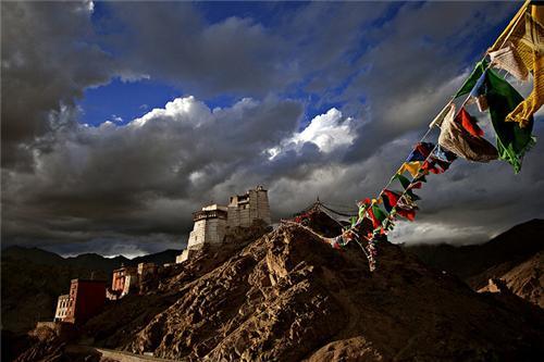 Tourist Spots in Leh