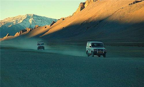 Transport in Leh