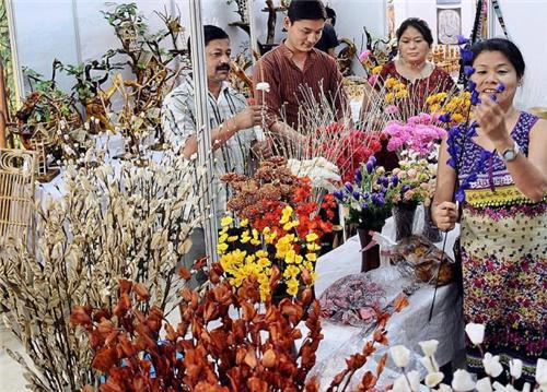 Handicraft Business in Leh