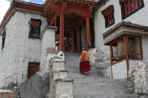 Monks of Likir Monastery