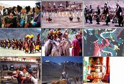 Culture of Leh