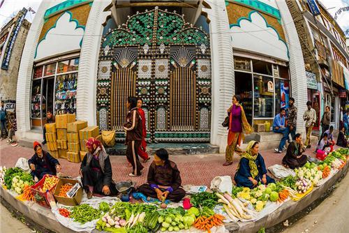 Markets in Leh