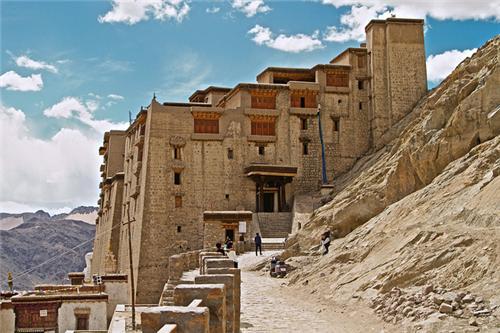 Shey Monastery in Leh