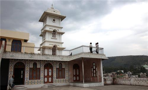 Balidan Bhawan in Rajouri