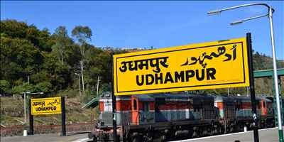 Attractions to see at Udhampur in Jammu and Kashmir