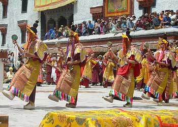 Festivals celebrated at Uri in Jammu Kashmir