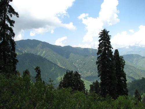 Beauty and Serene of Uri in Jammu Kashmir