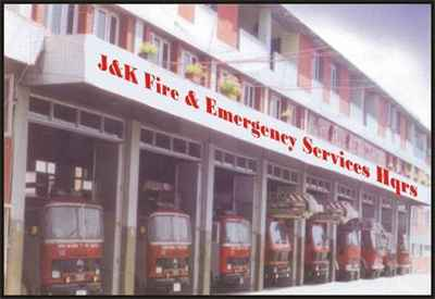 Emergency and Fire Services in Jammu and Kashmir