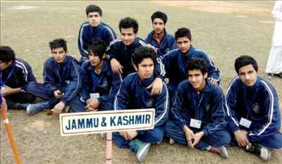 Under 17 Cricket Team