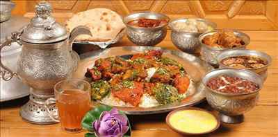 Food of Jammu and Kashmir