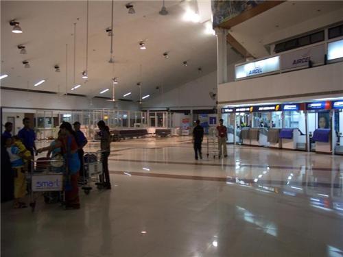 Terminals in Jorhat Airport
