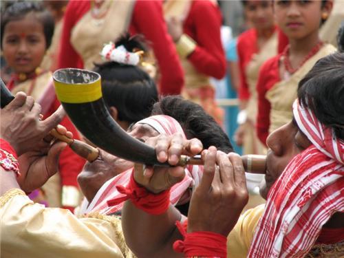 Festival in Jorhat
