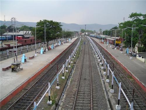 Jorhat Railway Station