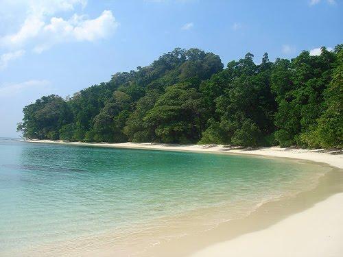 Beach in Diu