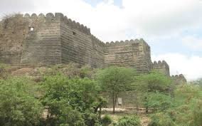 Uperkot Fort in Junagadh