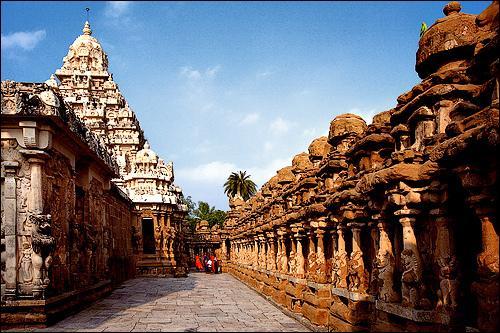 Kailasanathar Temple Kancheepuram