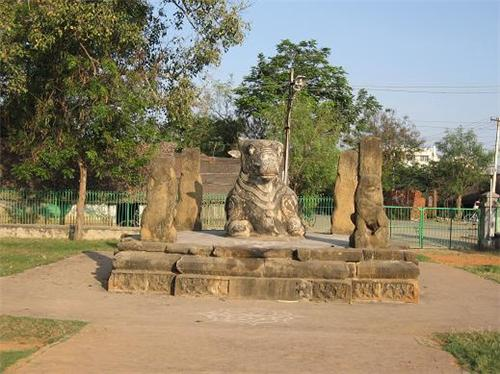 Kailasanathar Temple in Kancheepuram