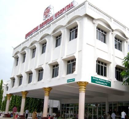 Hospitals in Kanchipuram
