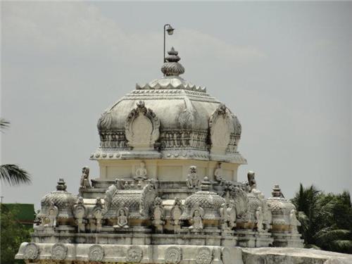 Jain Temple in Kancheepuram