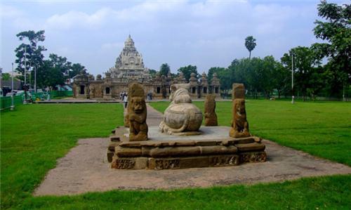 Shiva temples in Kancheepuram