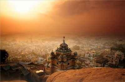 History of Kancheepuram